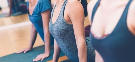 ورزش بعد از عمل بزرگ کردن سینه