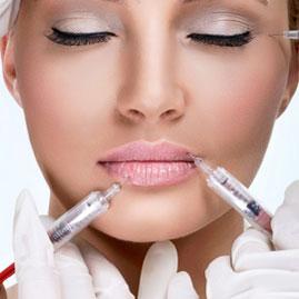 تیرگی پشت لب تزریق چربی در صورت و بدن برای حجم دهی و رفع فرورفتگیهای ...